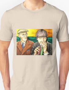 Wilfrid and John - scene from A Hard Day's Night 205 views Unisex T-Shirt