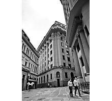 Center of Sao Paulo Photographic Print