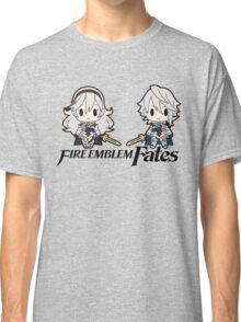Fire Emblem: Fates Avatars w/Logo Classic T-Shirt