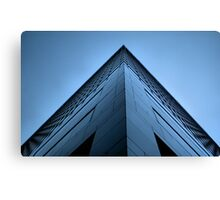 Perfect Blues Canvas Print