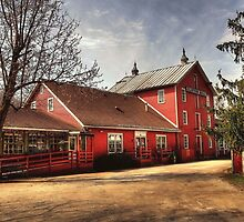 Clifton Grist Mill - Ohio by Kate Adams