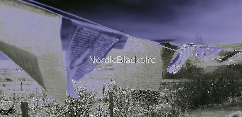 lung ta by NordicBlackbird