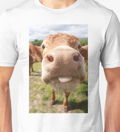 Cheeky Cow! Unisex T-Shirt