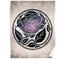 The Rose Medallion Poster