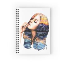 In Deepest Waters Spiral Notebook