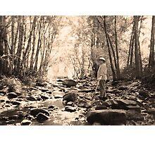 Koreelah Creek Photographic Print