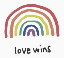 LGBTQA+  PRIDE [Love Wins] by ZVCHWILLIAMS