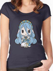 Fire Emblem: Fates Azura Chibi Women's Fitted Scoop T-Shirt