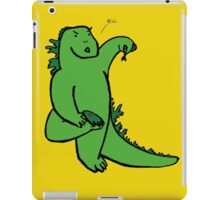 Monster Problems iPad Case/Skin