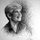 PORTRAIT OF CAROL by Bill Meeker