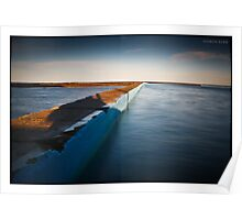 Narrabeen Rockpool Poster