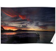 Lakefront, Rotorua Poster