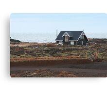 Iceland Coast Canvas Print