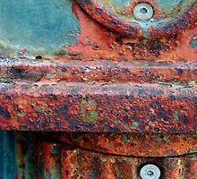Drinking Fountain Detail - Balboa Park by Larry3