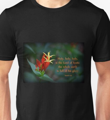 Full of His Glory Unisex T-Shirt