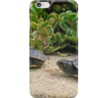 Hey, Guys, Thanks for Showing Up! iPhone Case/Skin