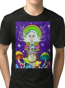 Follow Me Down Tee Tri-blend T-Shirt