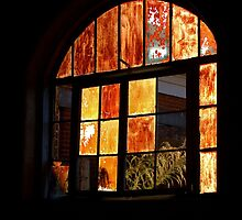 Tinted Window by Intheraine