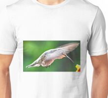 EYE THRU THE WING Unisex T-Shirt