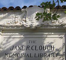 The Jane R. Clough Memorial Library by Ellen Cotton
