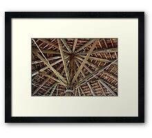Roofed Framed Print