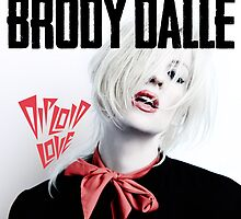 Brody Dalle- Diploid Love by millsjonah