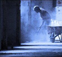 the plasterer by carol brandt