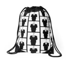 Anonymous Drawstring Bag