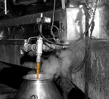 Golden Hot Maple Syrup by Mark Van Scyoc