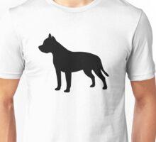 Staffordshire Bull Terrier Unisex T-Shirt