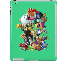It's-a me, Mario! ... or not?  iPad Case/Skin