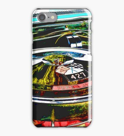 427 Motor iPhone Case/Skin