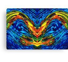 Colorful Abstract Art - Splendor - By Sharon Cummings Canvas Print