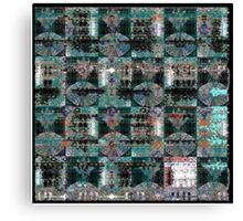 Spectral Dimension Canvas Print