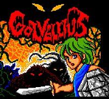 Golvellius  by Lupianwolf