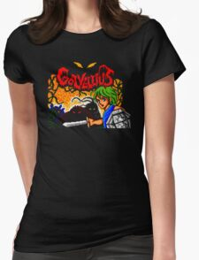 Golvellius  Womens Fitted T-Shirt