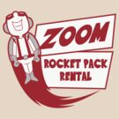 ZOOM Rocket Pack Rental by FlamingDerps