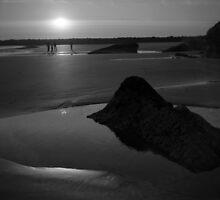 Near Morro Rock by Robert Michalski