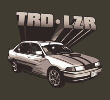 TRD Laser - Old School Shirt by martinm