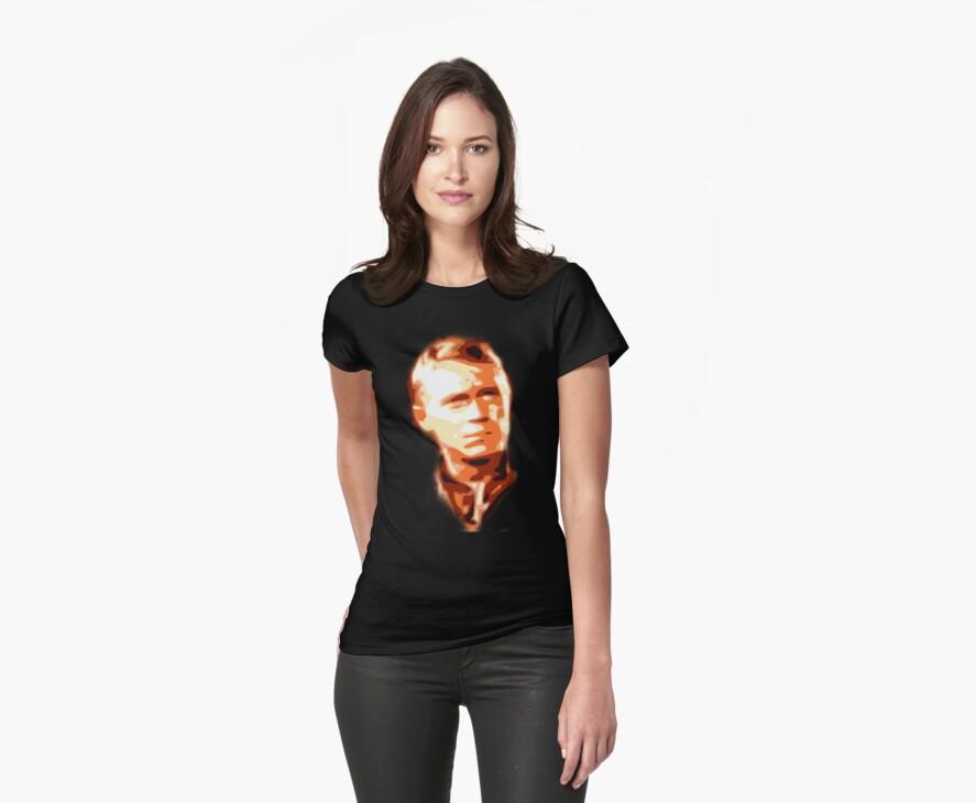 steve mcqueen t-shirt by ralphyboy