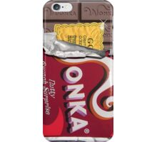 Nusty Crunch Surprise Wonka Bar iPhone and Samsung Case iPhone Case/Skin
