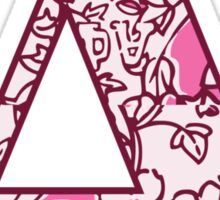 Alpha Lilly Sticker