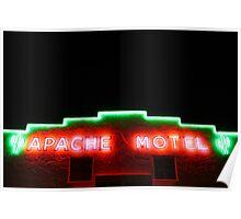 Neon Hotel Full Poster