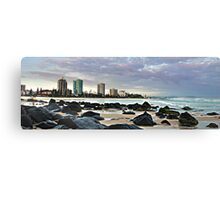 Early Wave Canvas Print