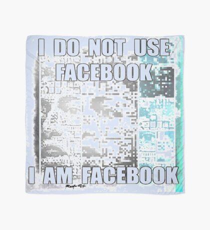 I DO NOT USE I AM Scarf