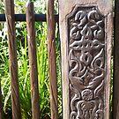 Ornamental Fence by Matthew Walmsley-Sims