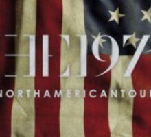 THE 1975 - NORTH AMERICAN TOUR Sticker