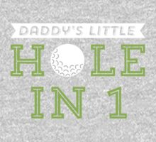 Daddy's Little Hole in 1 One Piece - Long Sleeve