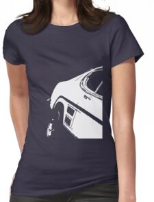 Mk1 Capri Detail Womens Fitted T-Shirt