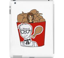 KFC Chicken Ashton iPad Case/Skin